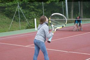 Fête de l'école de tennis 2013